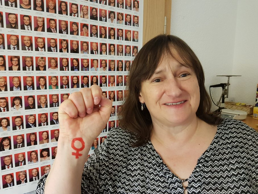 MdB Marianne Schieder unterstützt die Resolution der SPD für ein Europa der Frauen.