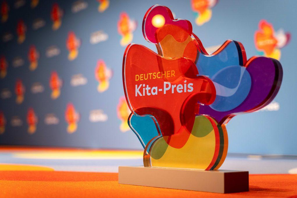 MdB Marianne Schieder ermutigt Einrichtungen, sich für den Deutschen Kita-Preis zu bewerben (Foto: DKJS/ F. Schmitt, A. Wendler)