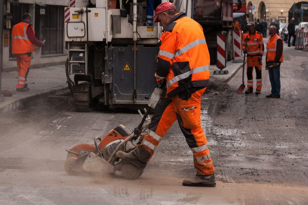 Viele Beschäftigte im Bau profitieren vom Mindestlohn